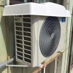 空调外机防盗