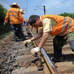铁路养护工人管理